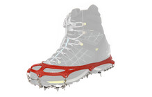 Snowline Spikes Chainsen Pro M rot